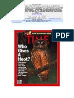 TIME OWL