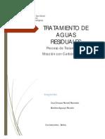 Tratamiendo de Aguas Residuales - Carbon Activado