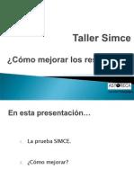 2. Presentacion Taller Simce Profesores