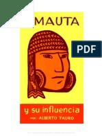 54613235 Alberto Tauro AMAUTA y Su Influencia