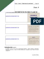 170018879 B31 3 Parte 8 Fluido Clase M y Alta PresinB
