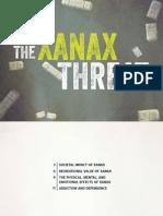 The Xanax Threat