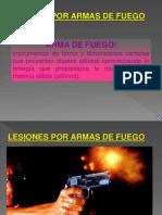 Lesiones Por Armas de Fuego Ucem No.4