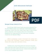 Zaman Penjajahan Portugis Di Tanah Melayu
