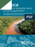 Ecuador, ¿Estamos en una transición hacia un país postpetroleo?