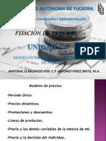 Unidad 7 Modelos de Decision Sobre Fijacion de Precios (2)