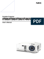 NEC VT695 User Manual.pdf