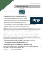 career cruising worksheet