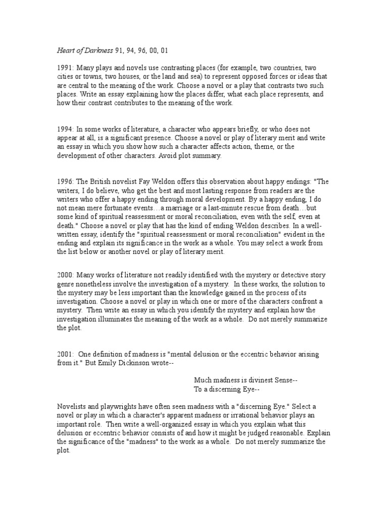 reflective essay on novels  reflective essay on novels