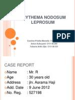 ERYTHEMA NODOSUM LEPROSUM.pptx