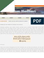 Islam Hadhari 8