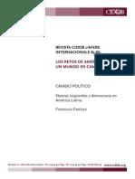 El Giro a La Izquierda de Las Democracias Latinoamericanas-1