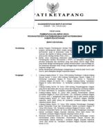 Salinan Sk Ppsp ( Program Percepatan Pembangunan Sanitasi Permukiman )