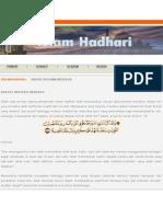 Islam Hadhari 4