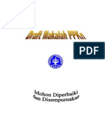 Draft Makalah Ppkn