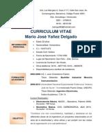 Mario Curriculum (1)