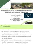 La experiência de las PPPs en Brasil y escenarios p la infraestructura en el Mercosur_g