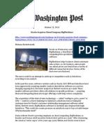 G2 Crowd - Washington Post - 10-23-13
