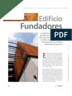 Diseño bioclimático en el edificio Fundadores de la Universidad El Bosque - Construdata1