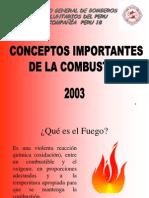 Conceptos de la Combustión