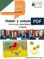 Humor y Comunicacion Especulo UCM n 50b