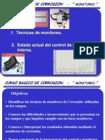 Monitoreo de Corrosion Interna