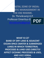 Coastal Zone- a pragmatic management plan