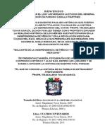PASAJES HISTÓRICOS CIUDAD DEL MAIZ S.L.P.-2013