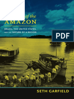 In Search of the Amazon by Seth Garfield
