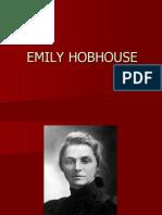 EMILY HOBHOUSE.ppt