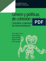 Genero y Politicas de CS
