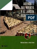 Agenda del huerto y el jardín ecológico