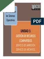 Aso.u5-Gestion Recursos Compartidos