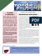 Normandie Bleu marine 5