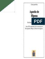 San Agustin Juan Pablo II