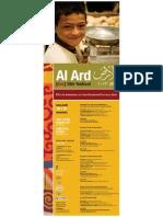 AL ARD - XI Festival Internazionale del Cinema Palestinese e arabo - 20/23 novembre