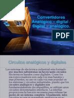3convertidores Analogico Digital Digital Analogico Instrumentacion