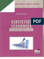 10 Statistica economica