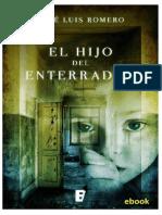 El Hijo Del Enterrador - Jose Luis Romero