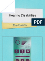 hearing disorders info for edit 2000 ppt version