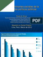 Salud y Politicas Publicas