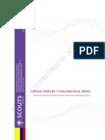 Cargos Perfiles y Funciones en El Grupo - Documento No Oficial