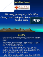 Huongdan thuchien CT. RLPT Doi.ppt