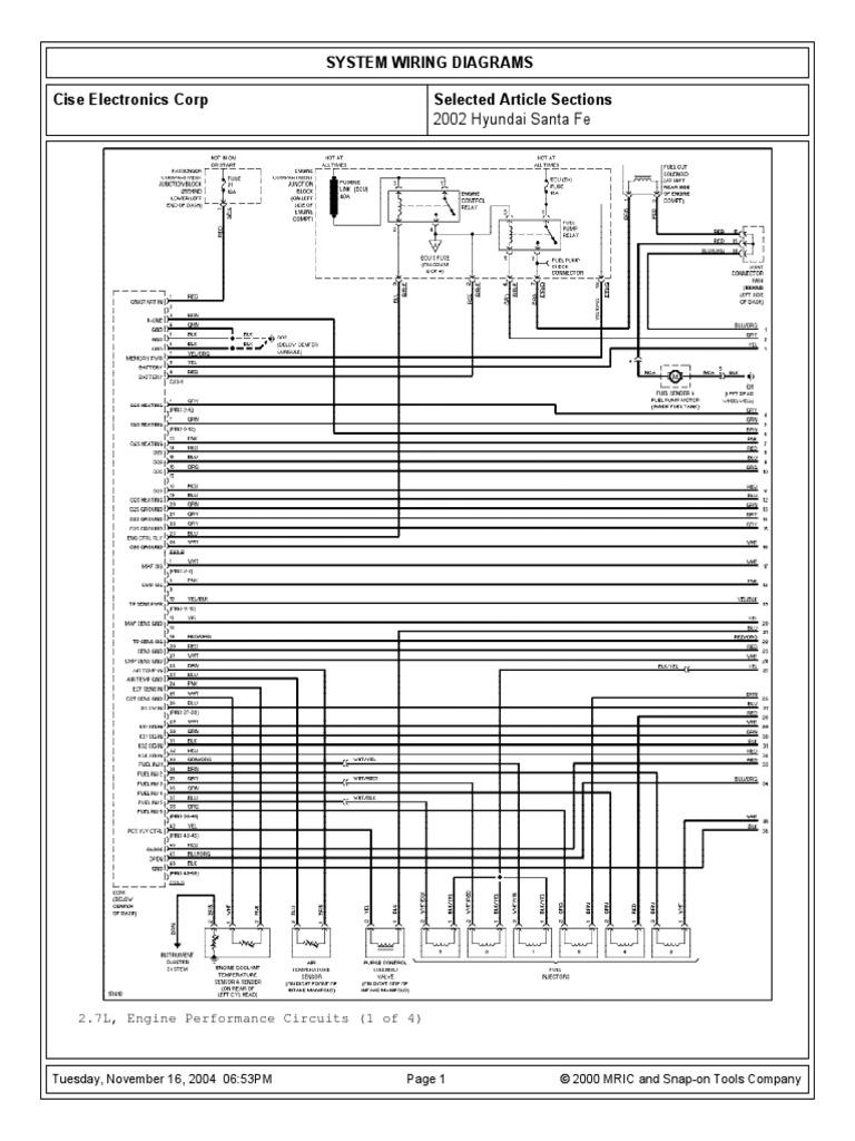 6l Wiring Diagram