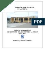 Pdc La Arena Corregido