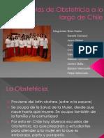 Escuelas de Obstetricia