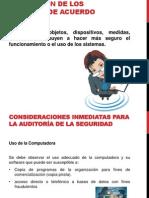 Exposicion-Sistemas de Seguridad de Acuerdo Al Riesgo