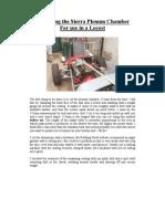 Modifying the Sierra Plenum Chamber2