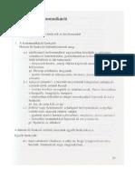 Kommunikációs funkciók és közlésmódok - nyelvtan érettségi tétel