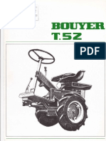 Bouyer T52 Brochure